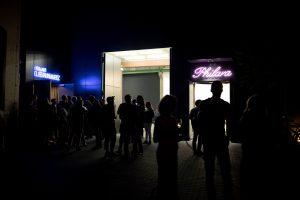 Ausstellungseröffnung bei Philara. Foto: Susanne Diesner