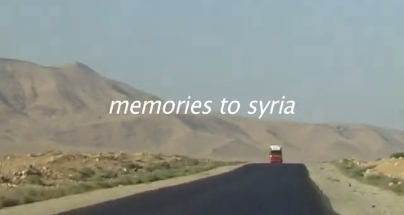 Memories to Syria