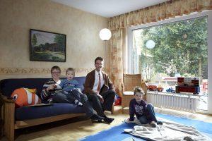 Mischa Kuball: New Pott / 100 Lichter - 100 Gesichter