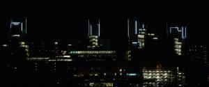 Mischa Kuball. MetaLicht. Lichtkunstprojekt für die Bergische Universität Wuppertal4