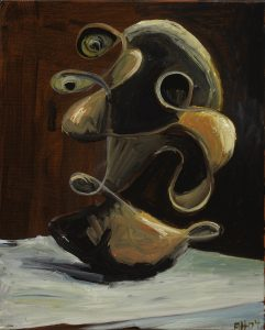 Anton Henning, Portrait No. 48, 2004