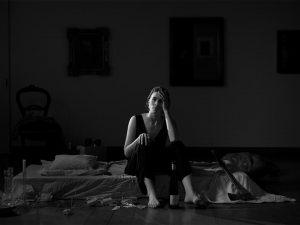 """""""Amor Fati"""", Hedda Schattanik, Still aus ihrer Abschlussarbeit"""