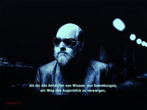 Matthias Wollgast, prop no.3, 2017, Öl auf Leinwand, 150 x 200 cm, Courtesy der Künstler und Galerie Rupert Pfab, Düsseldorf © 2019 VG Bild-Kunst, Bonn
