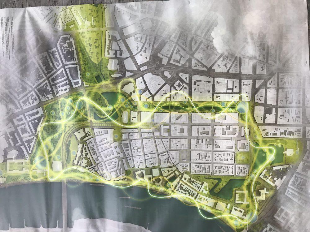 45 blaugrüne Ideen für die Stadtentwickung