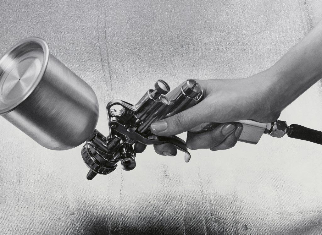 Rudolf Stingel, Untitled, 2019 © Rudolf Stingel, Foto: John Lehr