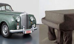 Vom Bentley S1 zur Sozialen Plastik